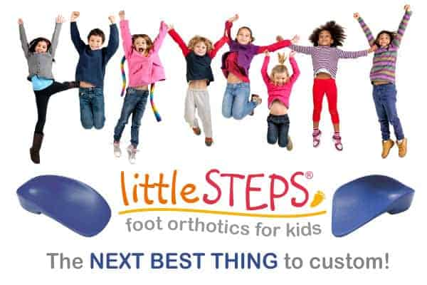 Childrens Orthotic Insoles