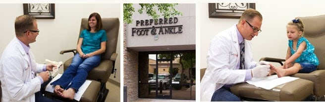 Dr. Mikkel Jarman Phoenix Podiatrist Gilbert AZ Preferred Foot and Ankle Specialists