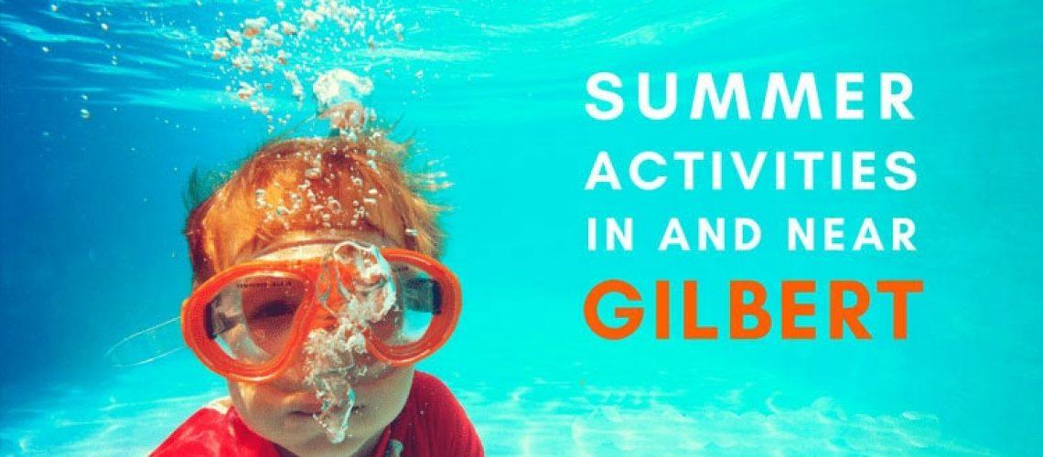 Child swimming in pool, Pediatric Foot & Ankle, Gilbert AZ
