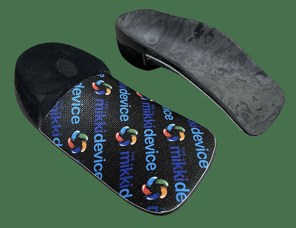 Mikki Device custom shoe insert for children with Sever's disease